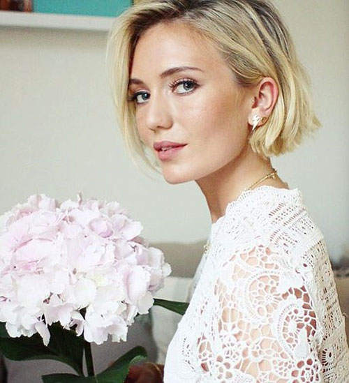 Latest-Cute-Hairstyles-for-Short-Hair-8 Latest Cute Hairstyles for Short Hair