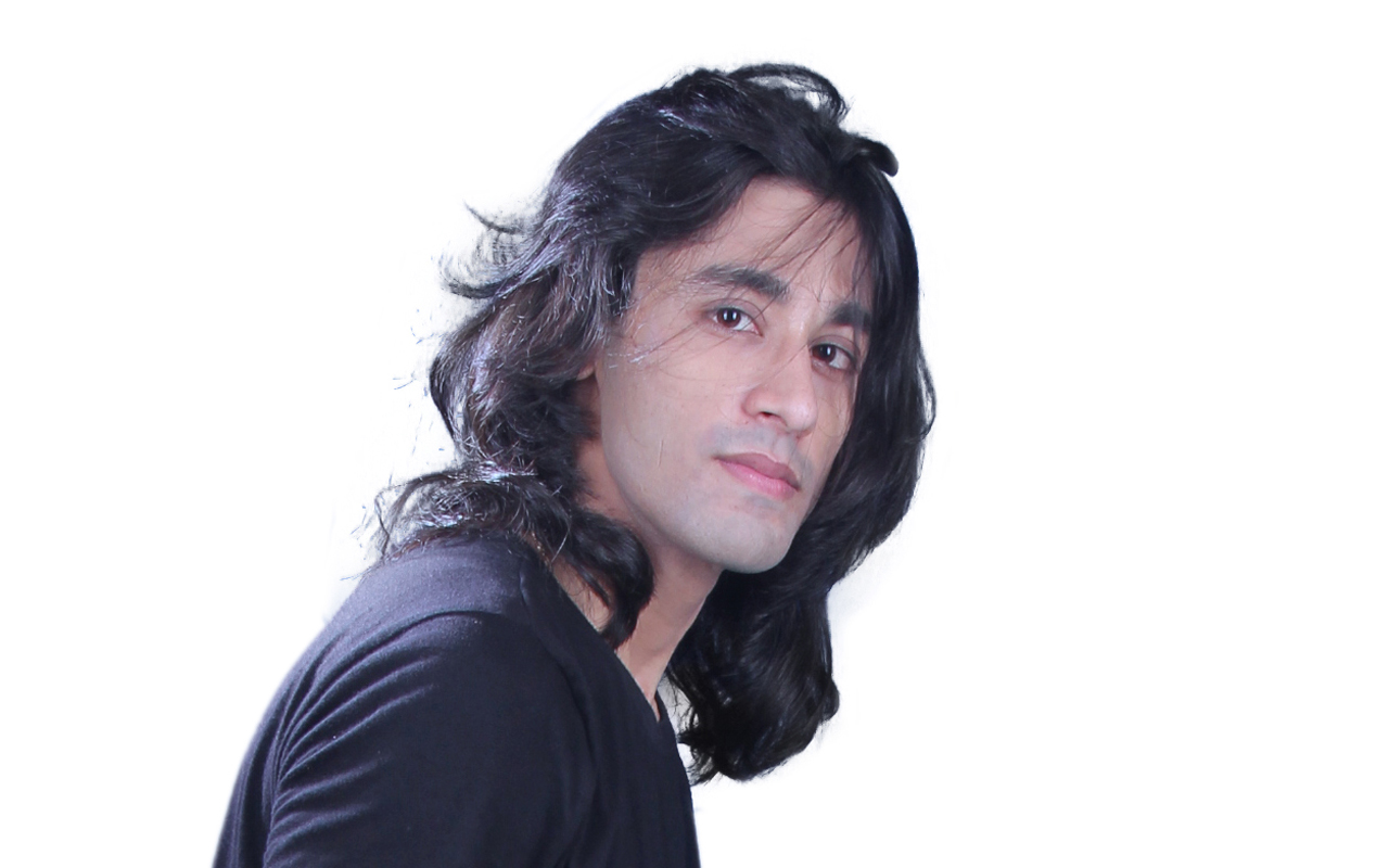 Long-Hair-with-Fringe Insanely Cool Hairstyles for Indian Men