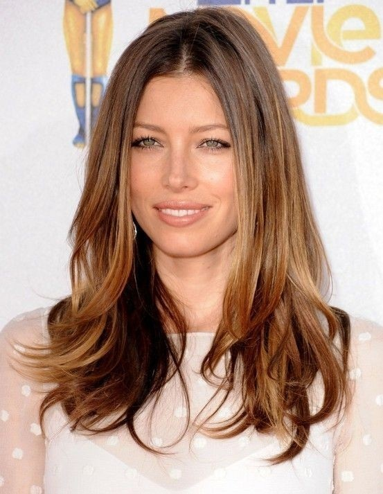 Long-Layered-Wavy-Hairstyle Fabulous Long Layered Hairstyles