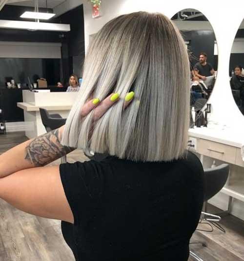 Modern-Short-Haircut New Modern Short Haircuts for 2019