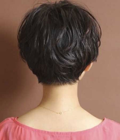 New-Ideas-Short-Haircuts-for-Thick-Hair-3 New Ideas Short Haircuts for Thick Hair