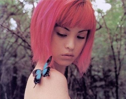 Pink-hairstyles-short-hair Best Short Hair Colors