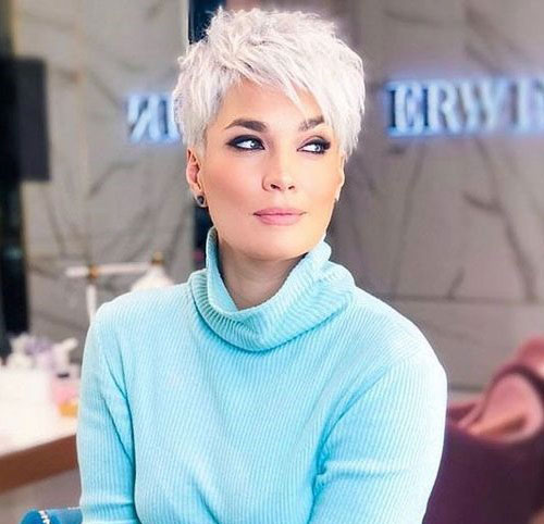 Pixie-Short-Haircut-for-Over-50 Ideas About Short Pixie Haircuts for Women