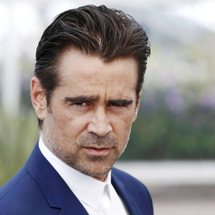 Rugged-Beast-Combed-Backward Mens Hairstyles Over 40 for Dapper Look