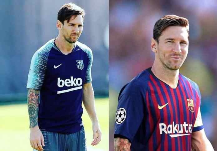 Shadow-Beard Lionel Messi Beard Styles That Drive People Crazy