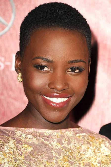 Short-Chopped-Haircut-for-Black-Women Super Short Haircuts for Black Women