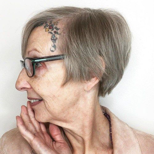 Short-Haircuts-for-Older-Women-with-Fine-Hair-1 New Short Haircuts for Older Women with Fine Hair