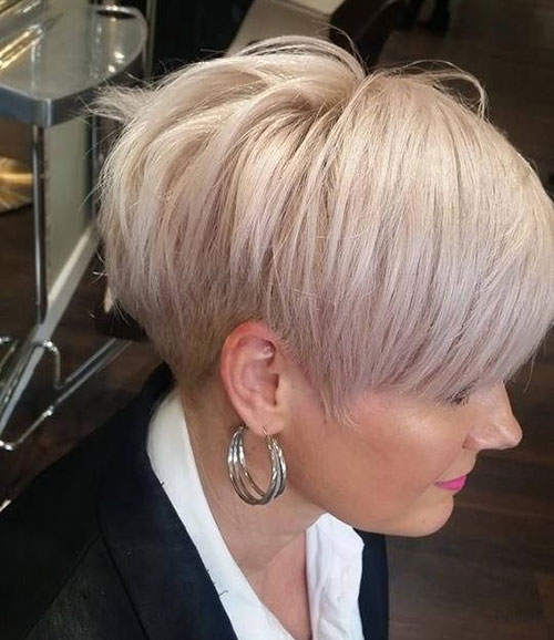 Short-Hairstyle-for-Fine-Thin-Hair Top Short Hairstyles for Fine Thin Hair