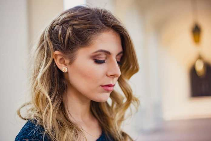 Side-Half-Braid Loose Hairstyles to Look Relaxed and Ravishing