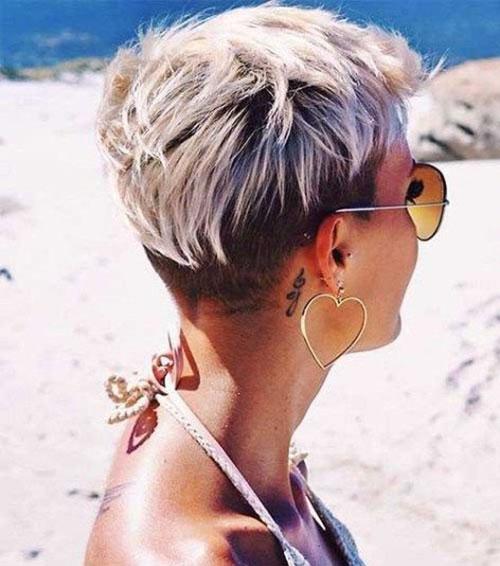 Super-Short-Blonde-Pixie-Cuts-4 Super Short Blonde Pixie Cuts