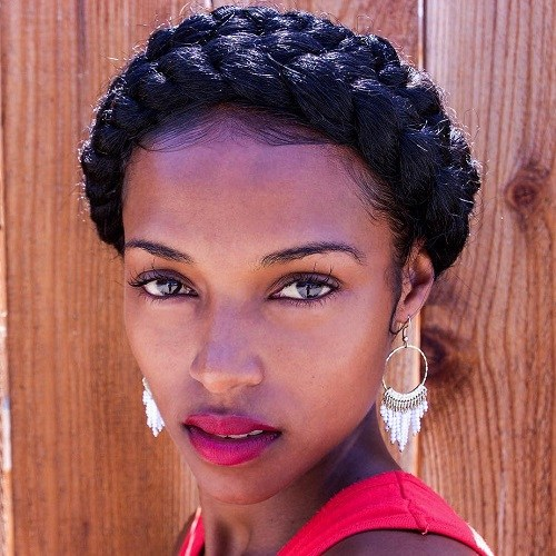 Super-Sleek Best Milkmaid Hairstyles – Pretty Milkmaid Braid for Women