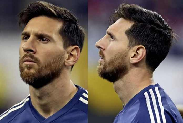 Tapered-Beard Lionel Messi Beard Styles That Drive People Crazy
