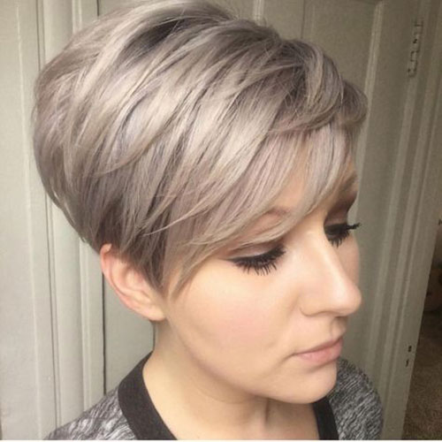 Trendy-Short-Haircut Ideas About Short Pixie Haircuts for Women