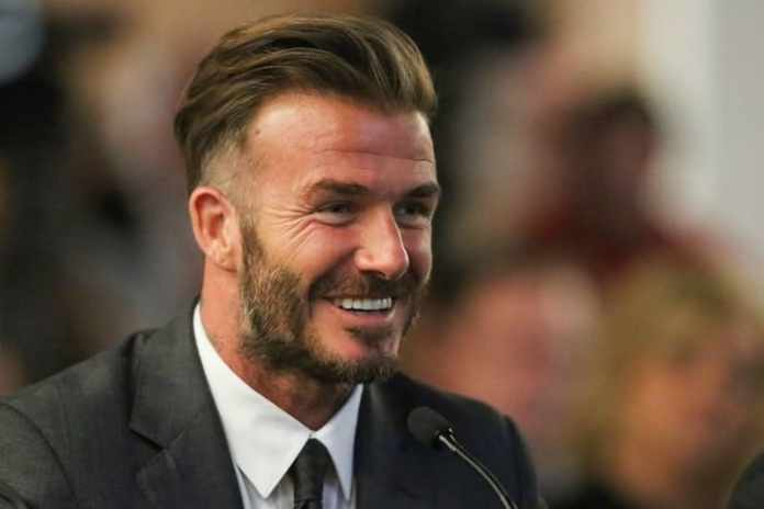 david-beckham-hairstyles-1 David Beckham's Trendsetter Hairstyles