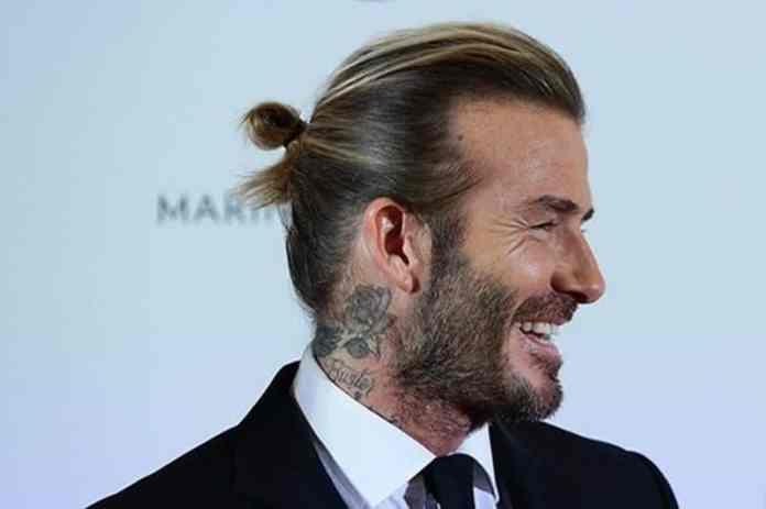 david-beckham-hairstyles-5 David Beckham's Trendsetter Hairstyles