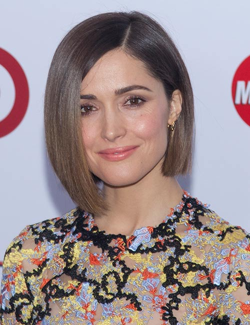 Asymmetrical-Bob Celebs With Stunning Short Hairstyles