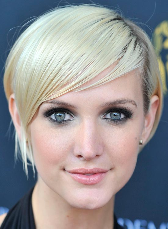 Asymmetrical-Pixie-With-Long-Bangs Most Popular Coolest Teen Hairstyles For Girls