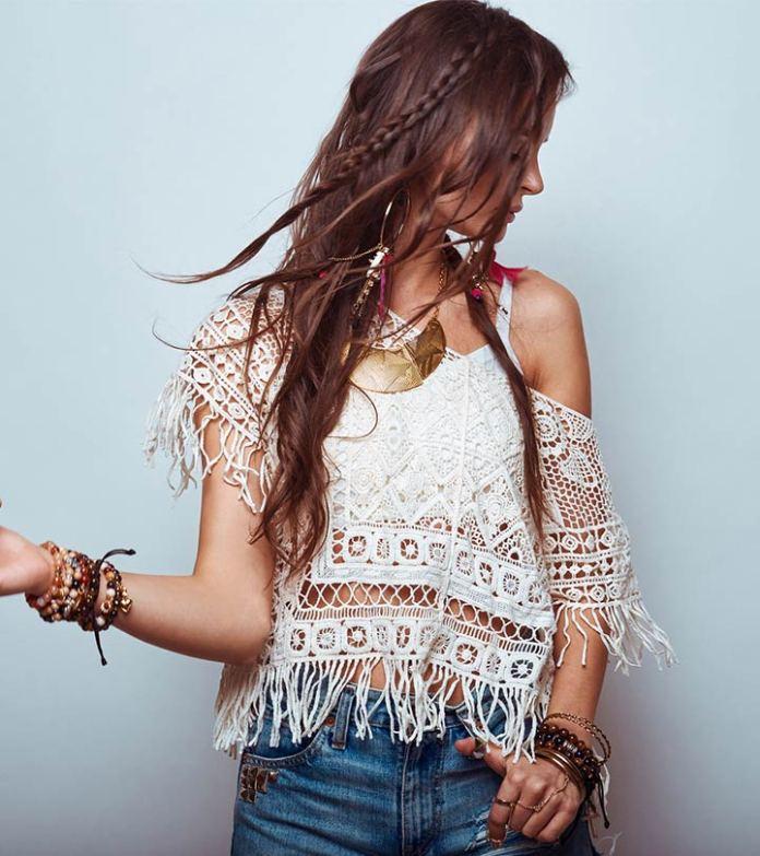 Best-Hippie-Hairstyles Best Hippie Hairstyles
