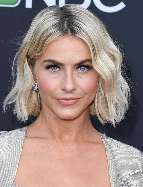 Classic-Lob Celebs With Stunning Short Hairstyles