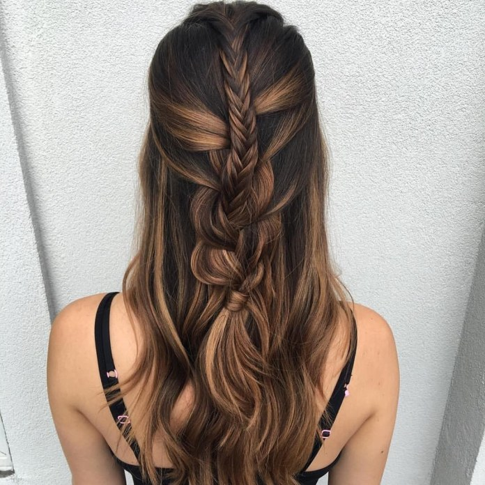 Corona-Twists Most Adorable Long Hairstyles with Braids