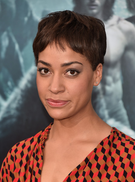 Cush-Jumbo-Stylish-Pixie Trendy Celebrity Short Hairstyles You'll Want to Copy