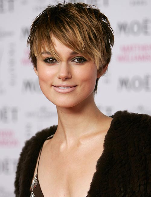 Fluffy-Pixie Celebs With Stunning Short Hairstyles