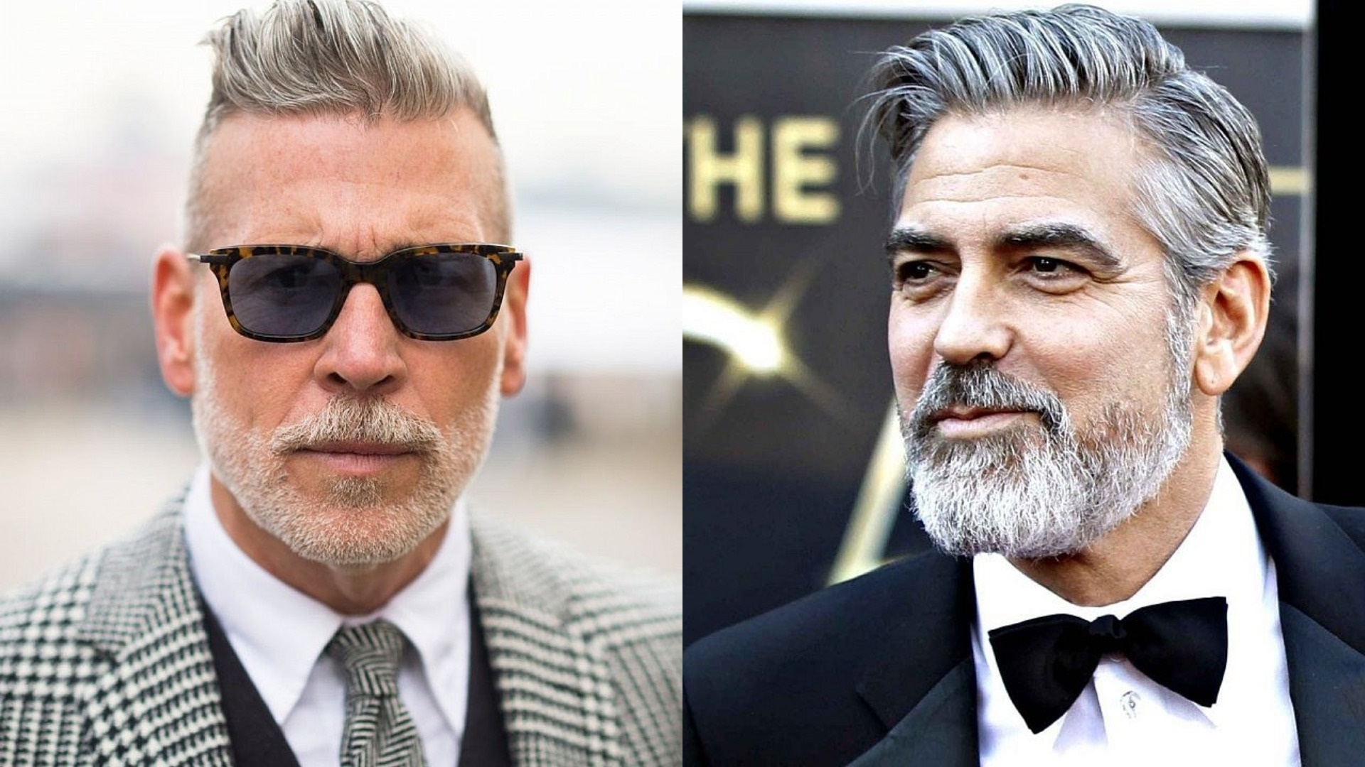 Grey-Hairstyles-for-Men Grey Hairstyles for Men to Look Smart and Dashing