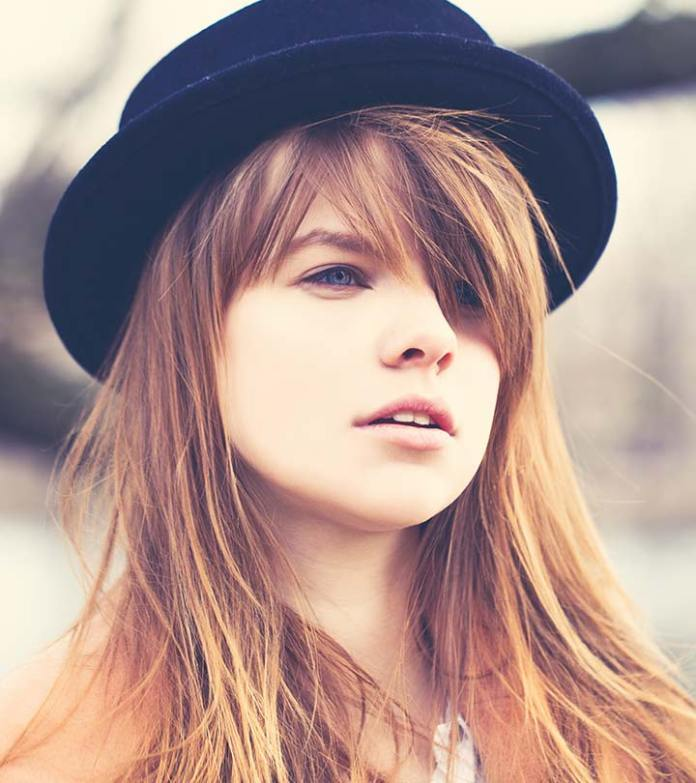 Layered-Hairstyles-With-Bangs Layered Hairstyles With Bangs