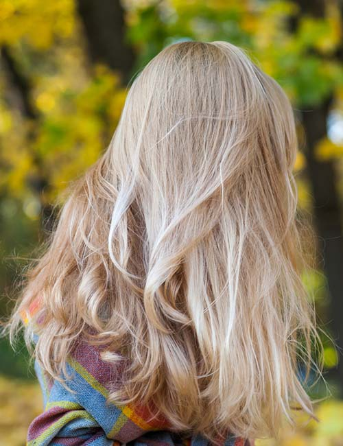 Light-Ash-Blonde Fabulous Hair Colors To Beat The Heat This Summer
