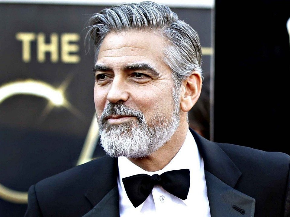 Long-Locks-Front-Grey-Hairstyle Grey Hairstyles for Men to Look Smart and Dashing