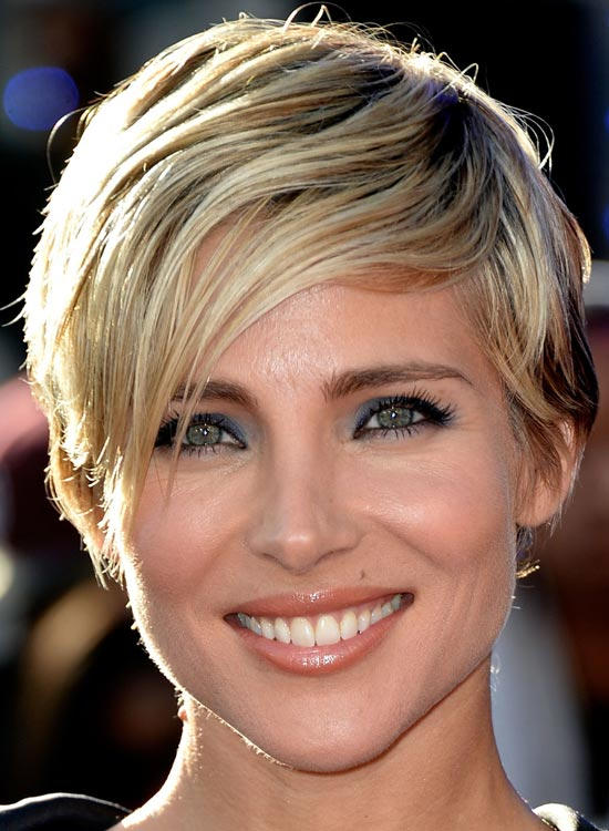 Long-Wavy-Banged-Pixie Most Popular Coolest Teen Hairstyles For Girls