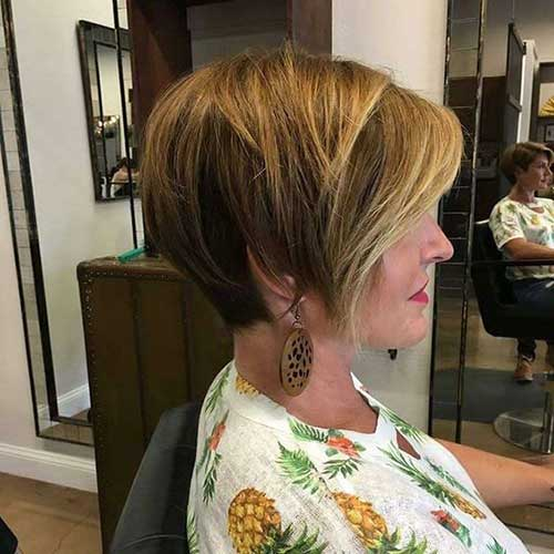 New-Modern-Short-Haircuts-3 New Modern Short Haircuts for 2019
