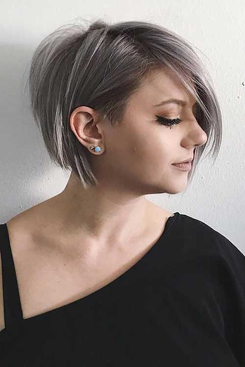 New-Modern-Short-Haircuts-4 New Modern Short Haircuts for 2019
