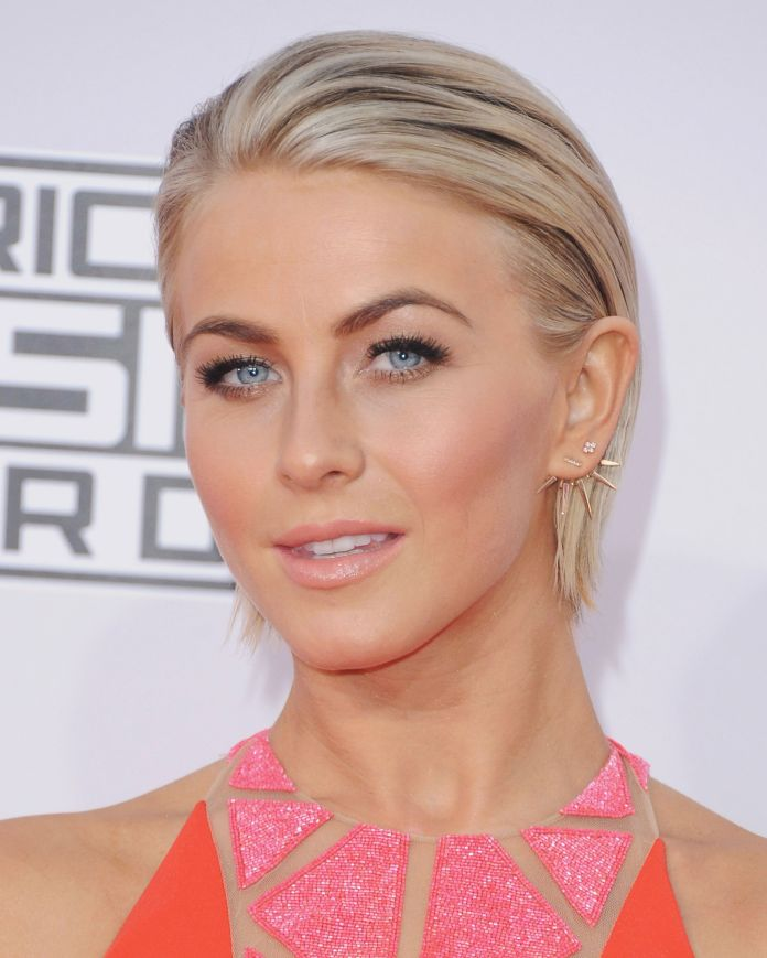 Pixie-Combed-Backwards-on-Short-Hairstyle Style Personified Short Hairstyles for Young Women