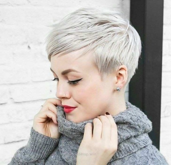 Punk-Short-Hairstyle Style Personified Short Hairstyles for Young Women