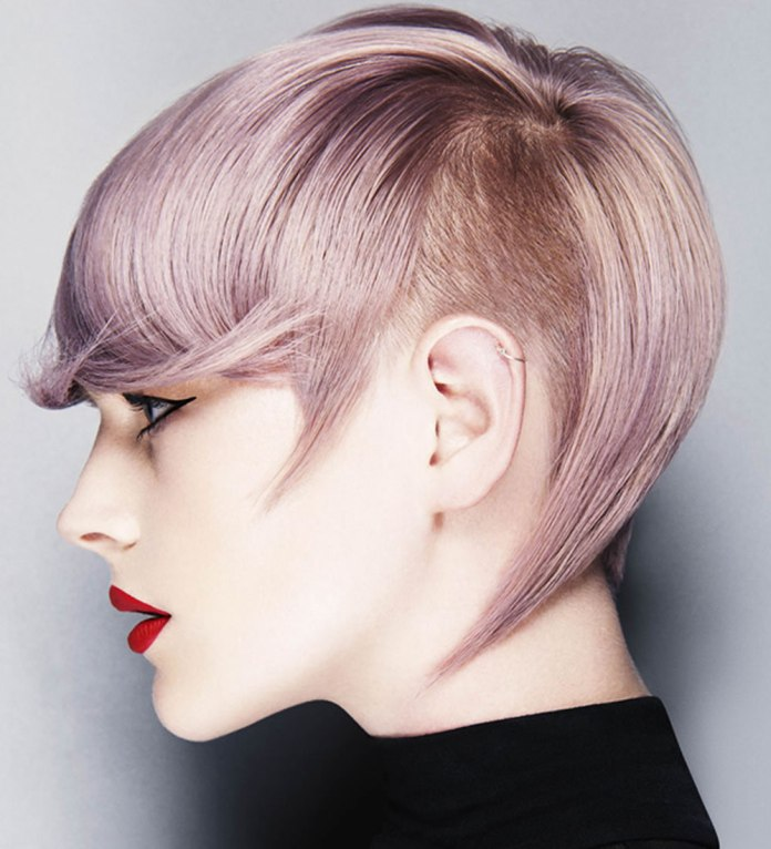 Quarter-Bob-of-Gothic-Queen Bob Haircuts 2019 for an Outstanding Appearance