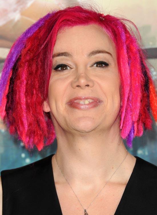 Rainbow Best Hippie Hairstyles