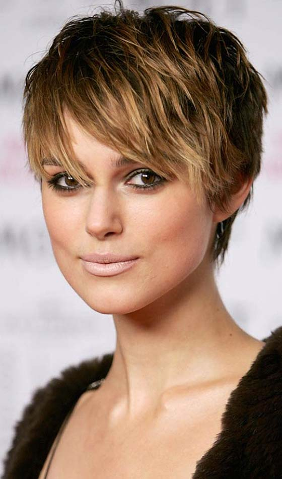 Shaggy-Pixie-Cut Short Choppy Hairstyles To Try Out Today
