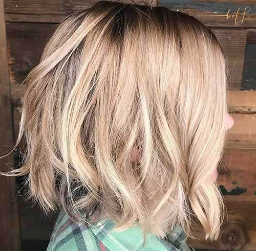 Short-Choppy-Layered-Bob-Haircut Best Short Choppy Hair for Ladies