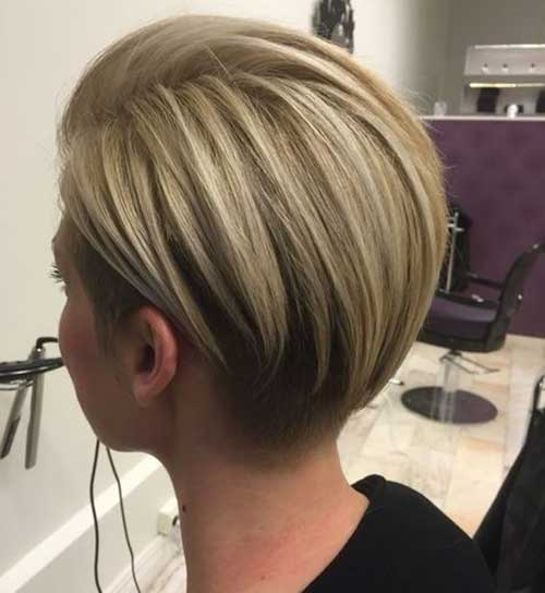 Short-Haircut-for-Over-40 Best Short Haircuts for Over 40
