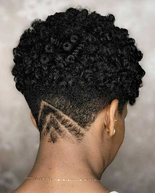 Short-Haircuts-for-African-American-Women-14 Latest Short Haircuts for African American Women