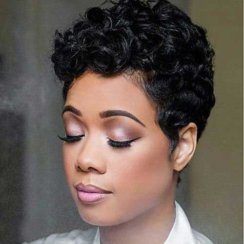 Short-Haircuts-for-African-American-Women-15 Latest Short Haircuts for African American Women