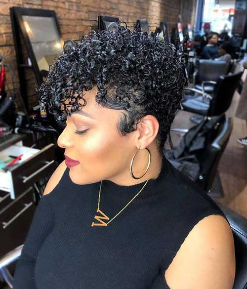Short-Haircuts-for-African-American-Women-4 Latest Short Haircuts for African American Women