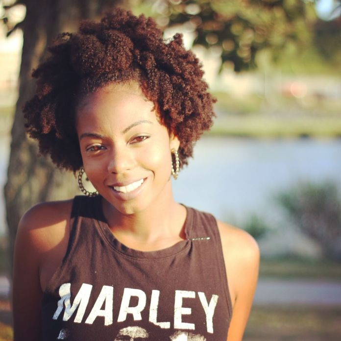 Sturdy-Gaze-Hairstyle Cute African American Hairstyles for Gorgeous Look