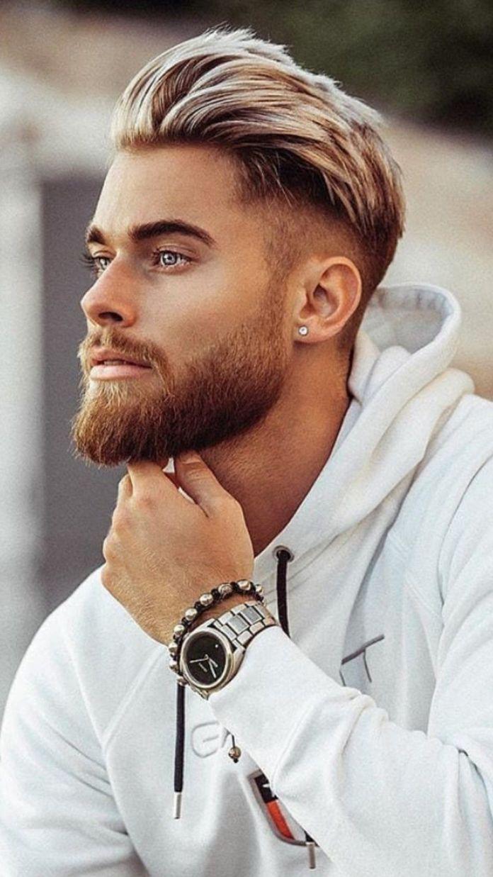 Textured-Crop-Hairstyle Ultra Dashing Medium Hairstyles for Boys
