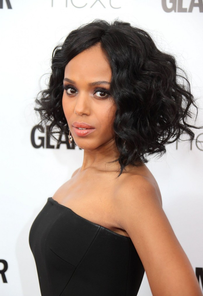 The-Curly-Shag Exclusive African American Bob Hairstyles