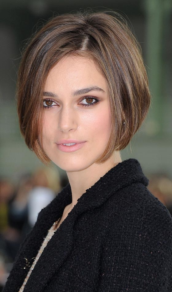 The-Midi-Bob Trendy Graduated Bob Hairstyles You Can Try Right Now