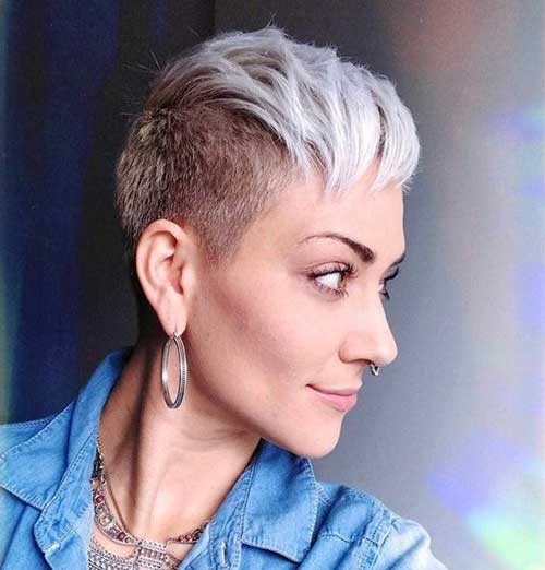 Best-Layered-Pixie-Hairstyles-5 Best Layered Pixie Hairstyles