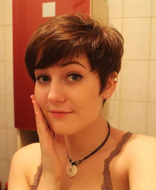 Best-Layered-Pixie-Hairstyles-7 Best Layered Pixie Hairstyles