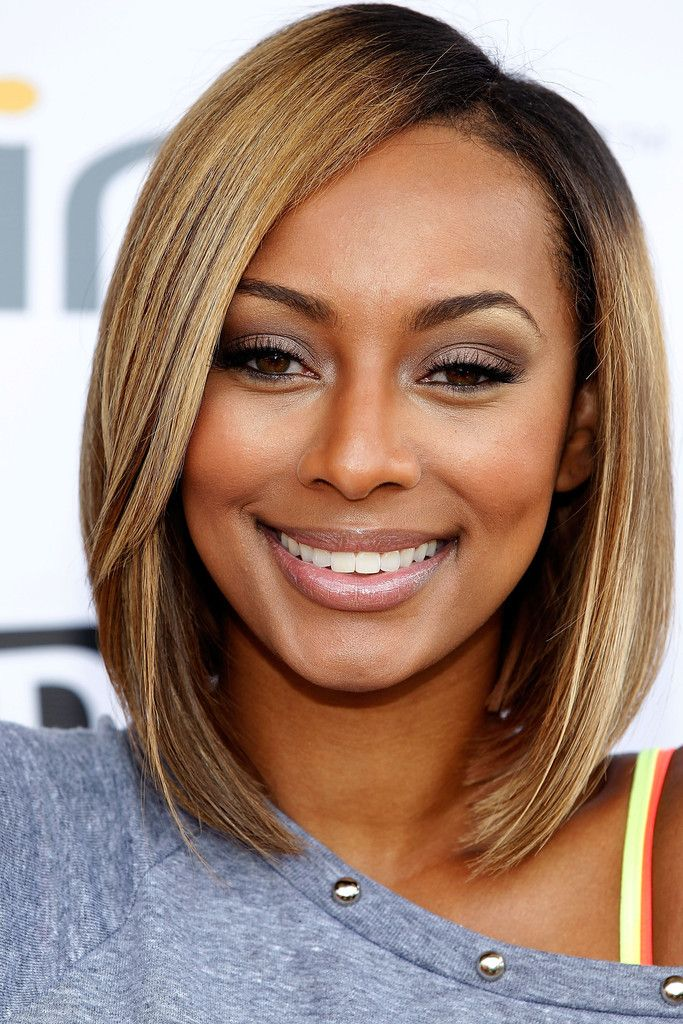 Bob-Cut-with-Blonde-Hair-and-Darker-Roots Charming and Cute Hairstyles for Black Women